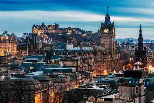 A Dream Come True – Drinking Scotch in Scotland