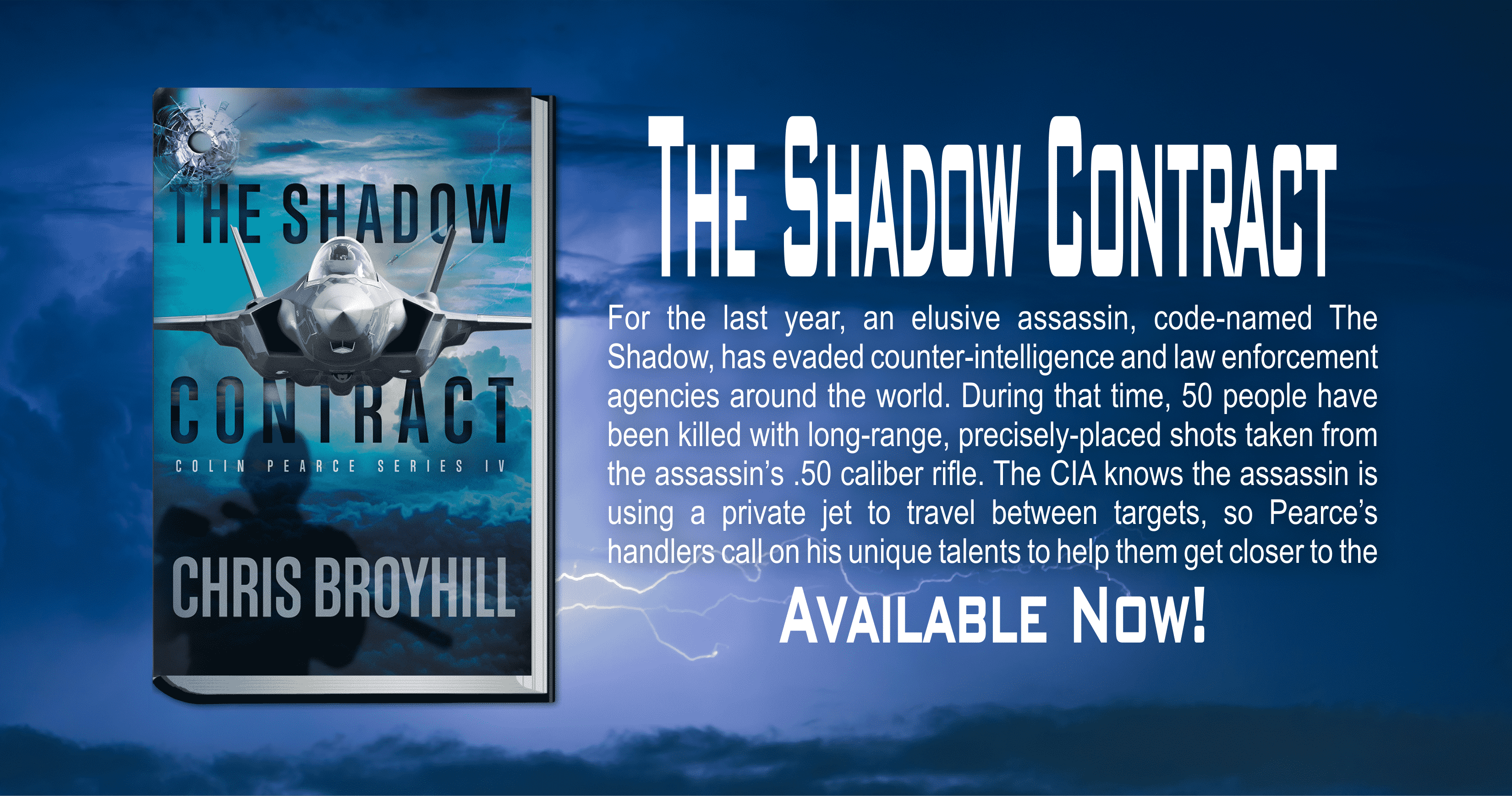 The Shadow Contract Coming Soon