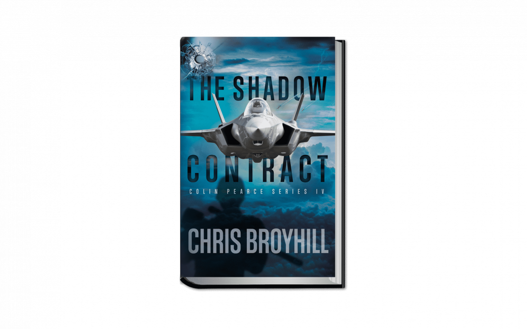 Giveaway – The Shadow Contract